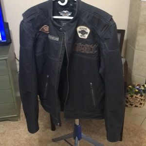Harley Davidson Nylon riding jacket